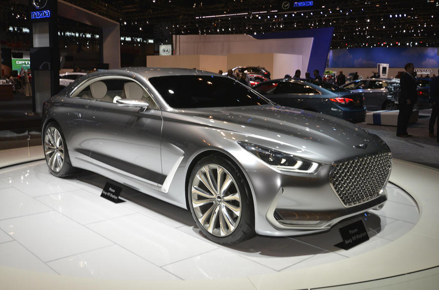 Genesis Vision G Concept