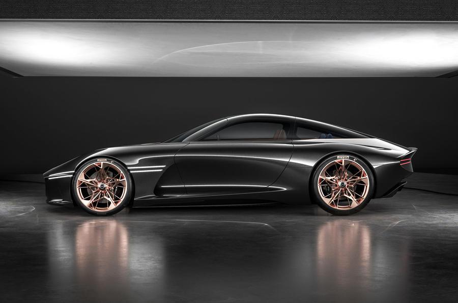 Genesis Essentia Concept previews electric GT set | Autocar