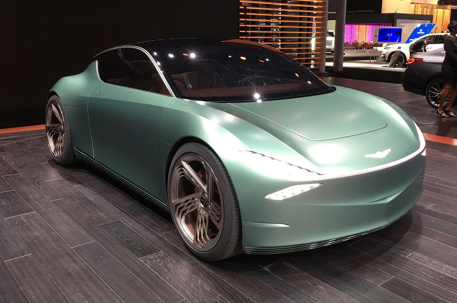 Genesis Mint concept - New York Motor show 2019 - lead