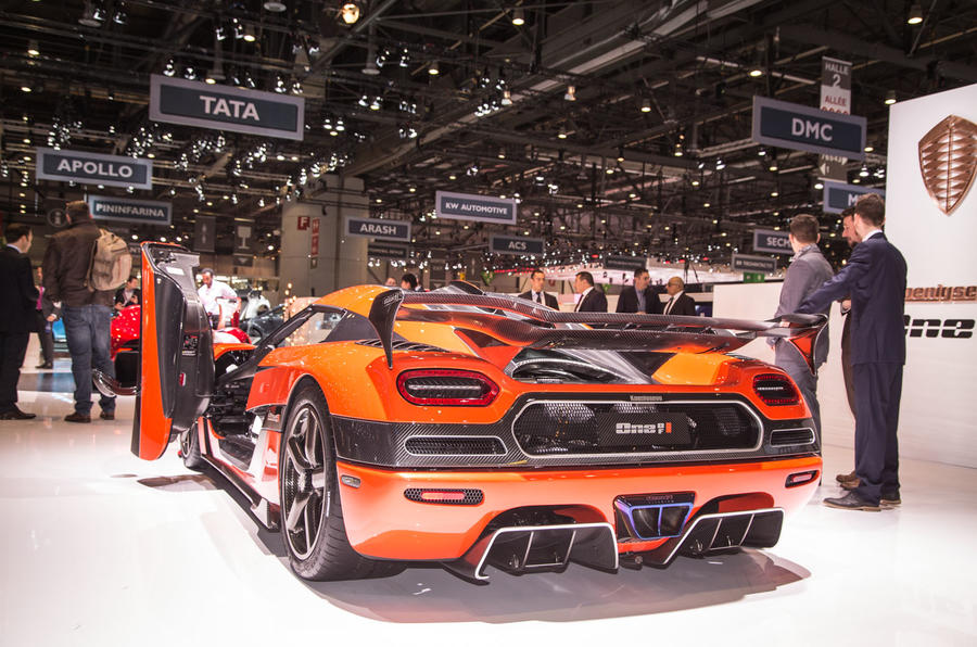 Koenigsegg Agera RS Final