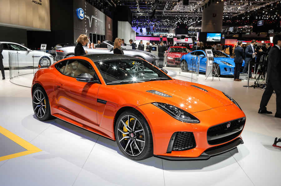 2016 geneva motor show report and photo gallery autocar for What does a motor vehicle report show