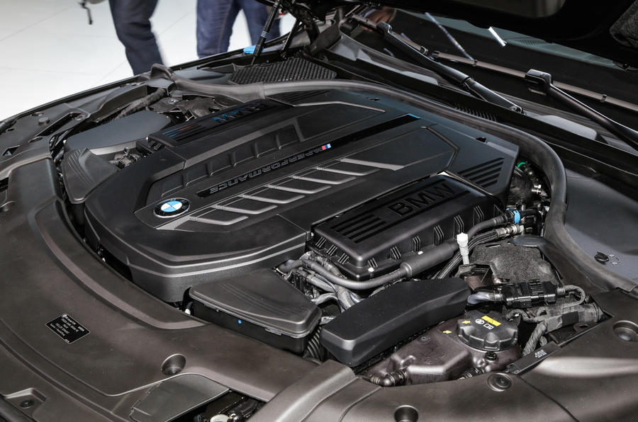 new bmw 7 series m760li xdrive v12 revealed autocar. Black Bedroom Furniture Sets. Home Design Ideas