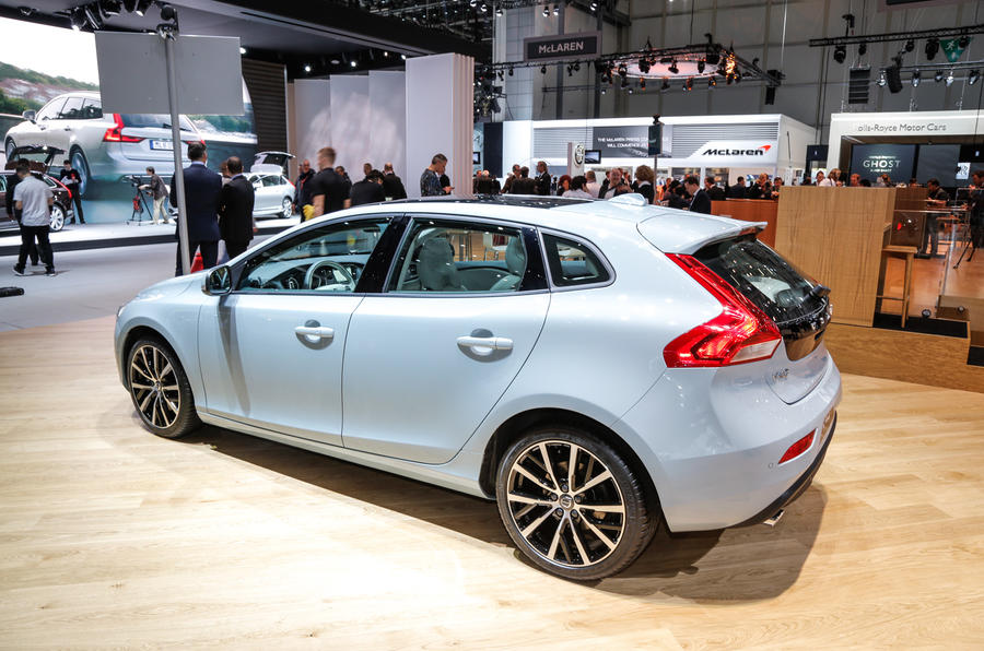 2016 Volvo V40: prices and specs revealed | Autocar