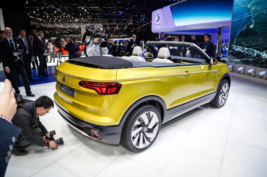 2016 Geneva Motor Show Report And Photo Gallery Autocar