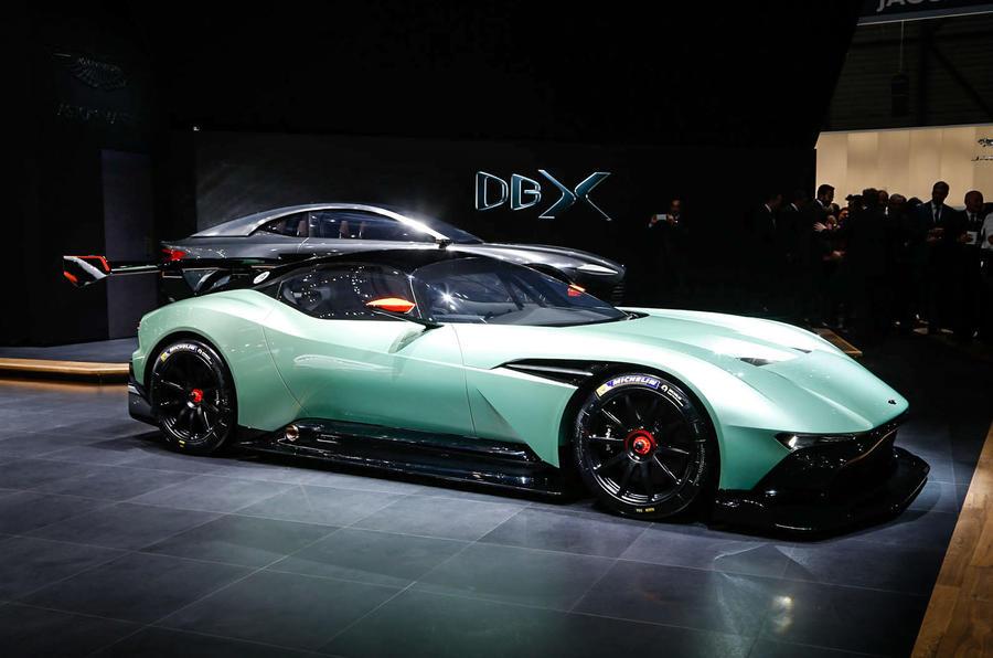 New Aston Martin Vulcan Gets Dynamic Debut At Goodwood Autocar - Aston martin new car