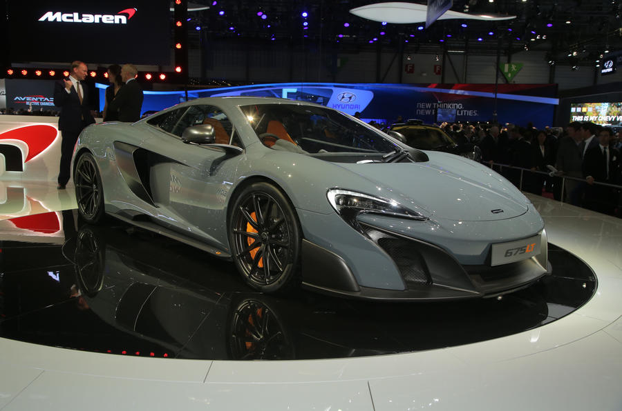 2015 McLaren 675LT - new video shows off track ability | Autocar
