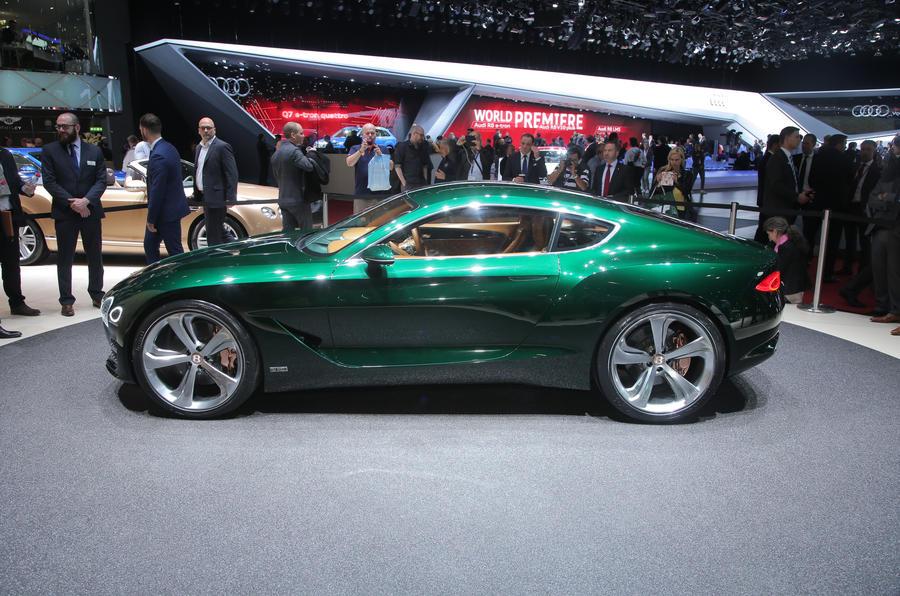 Marvelous Bentley EXP 10 Speed 6