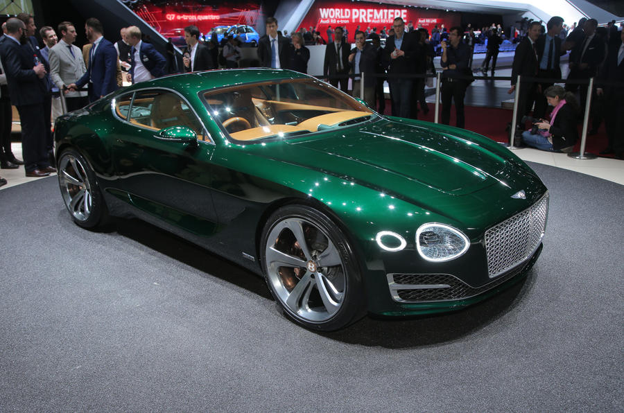 New Bentley EXP 10 Speed 6 Concept Previews Two Seat Sports Car | Autocar
