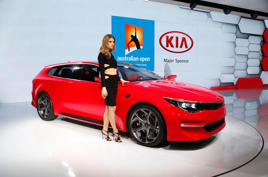 Kia Sportspace concept