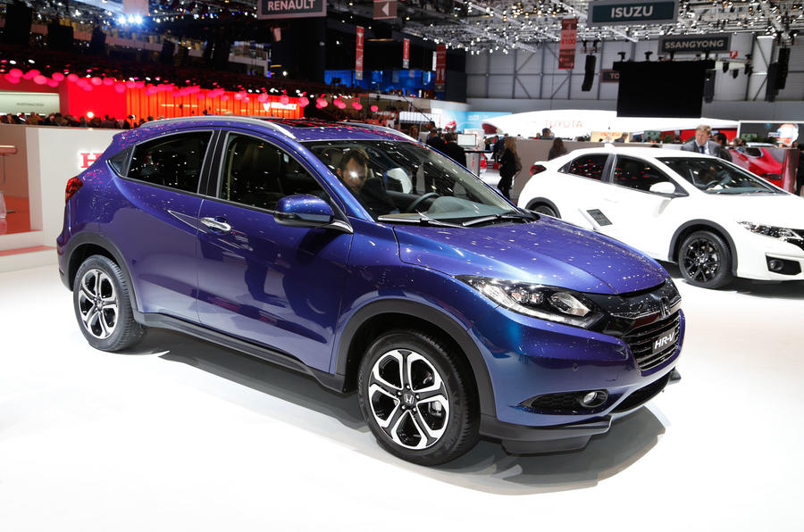 New HR-V compact SUV will go on sale this September, with prices ...