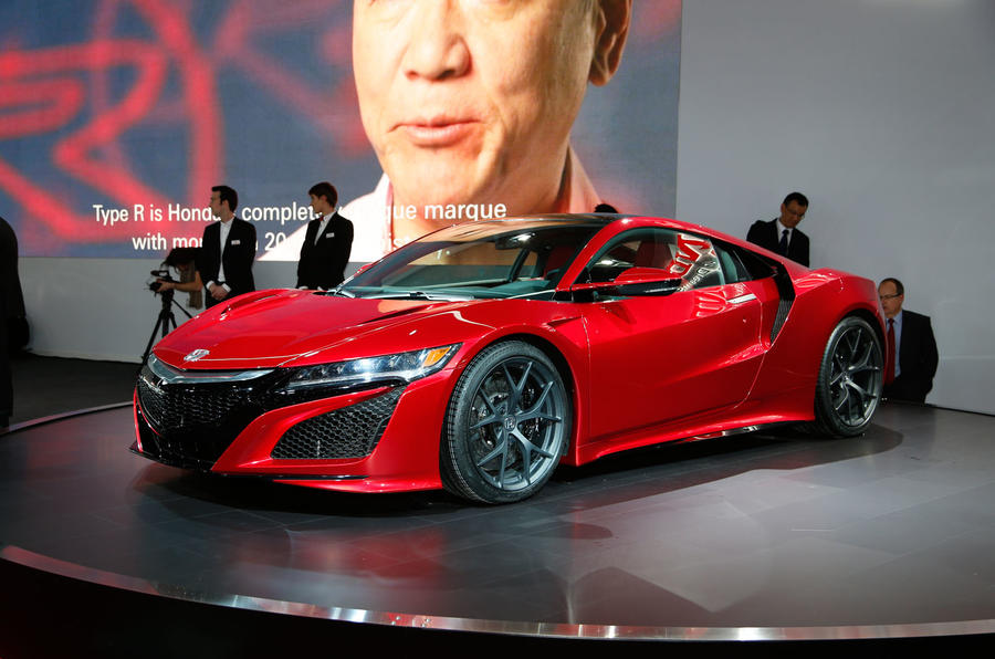 2016 Honda Nsx Gt3 Racer To Inspire Chassis Set Up Autocar