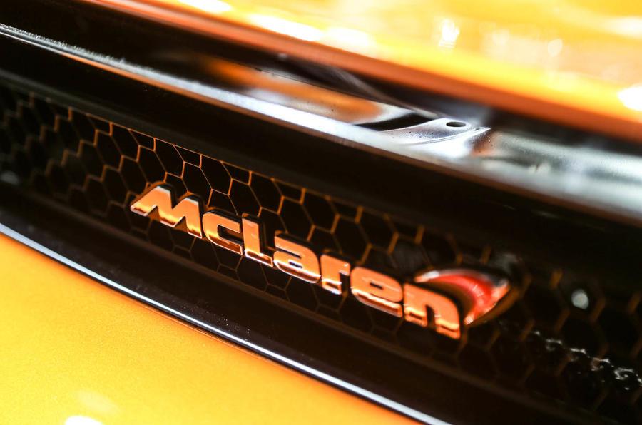McLaren Badge 720s