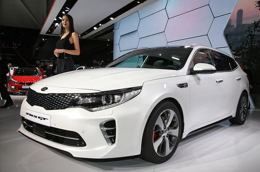 New Kia Optima Sportswagon Estate Revealed Autocar