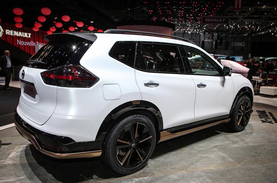 New Nissan Qashqai And X Trail Concept Cars At Geneva Show