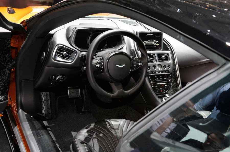 Aston Martin DB Video Analysis Full Tech Details Prices And - How much are aston martin