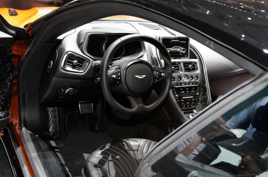 Aston Martin Db11 >> Aston Martin DB11 video analysis: full tech details, prices and exclusive pics | Autocar
