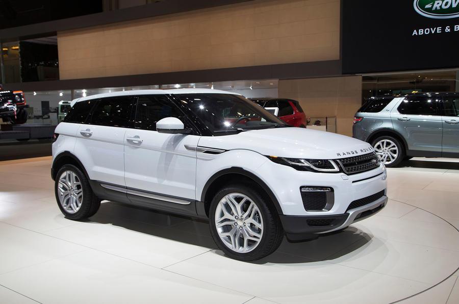 2016 range rover evoque pricing revealed autocar for The range wallpaper sale