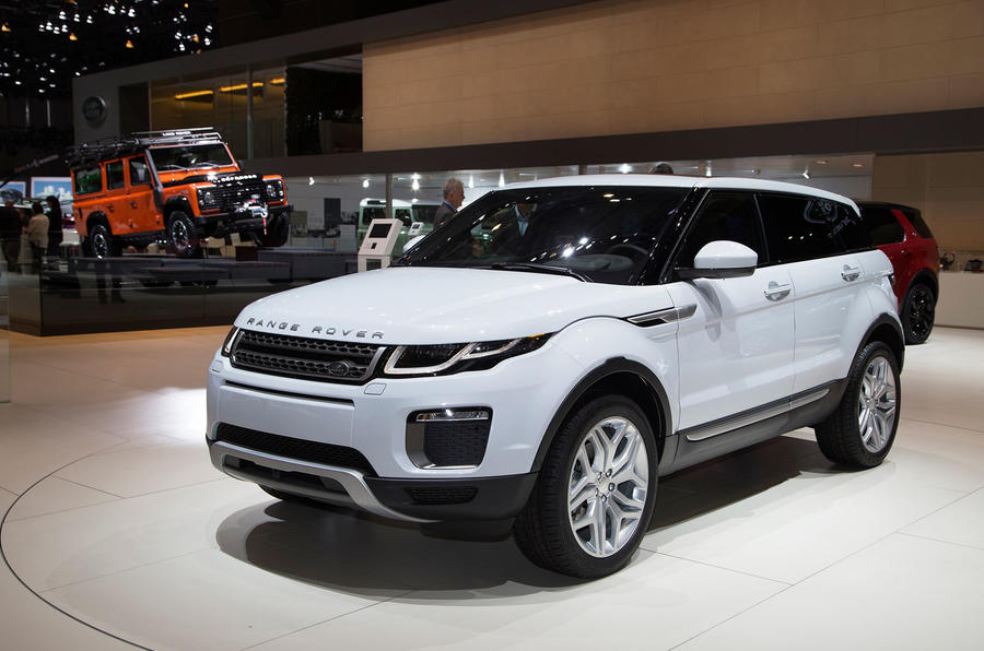 2016 range rover evoque pricing revealed autocar. Black Bedroom Furniture Sets. Home Design Ideas