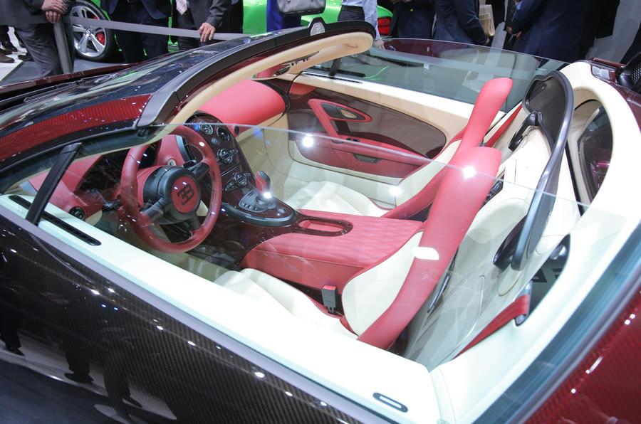 bugatti veyron la finale special edition unveiled autocar. Black Bedroom Furniture Sets. Home Design Ideas