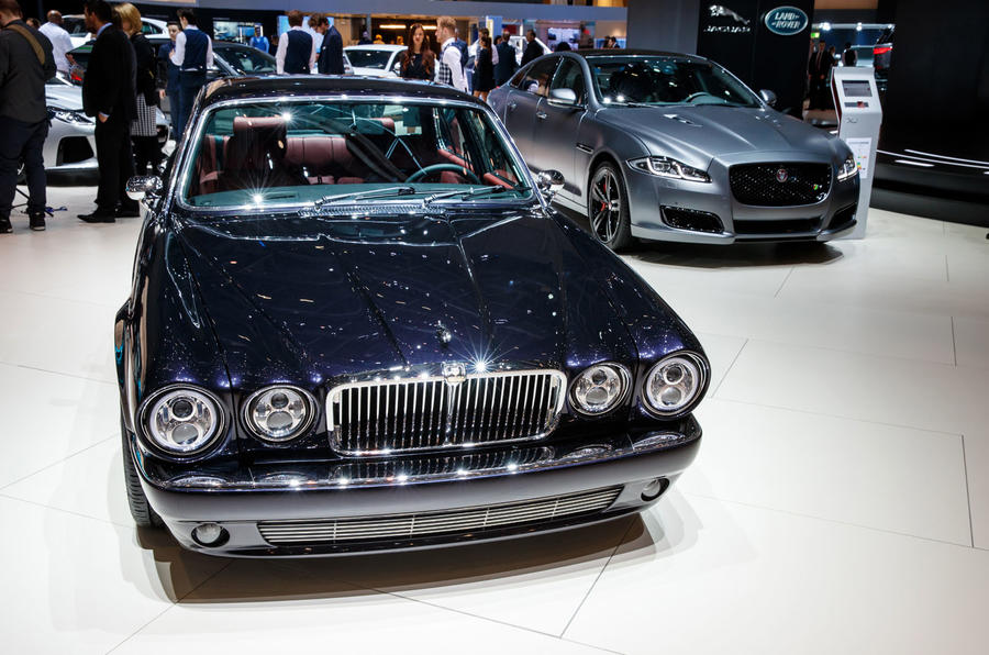Jaguar Has Revealed A Bespoke XJ6 Customised By Its Classic Division To  Include Modern Features, As The Brand Gears Up To Celebrate 50 Years Of The  XJ Next ...