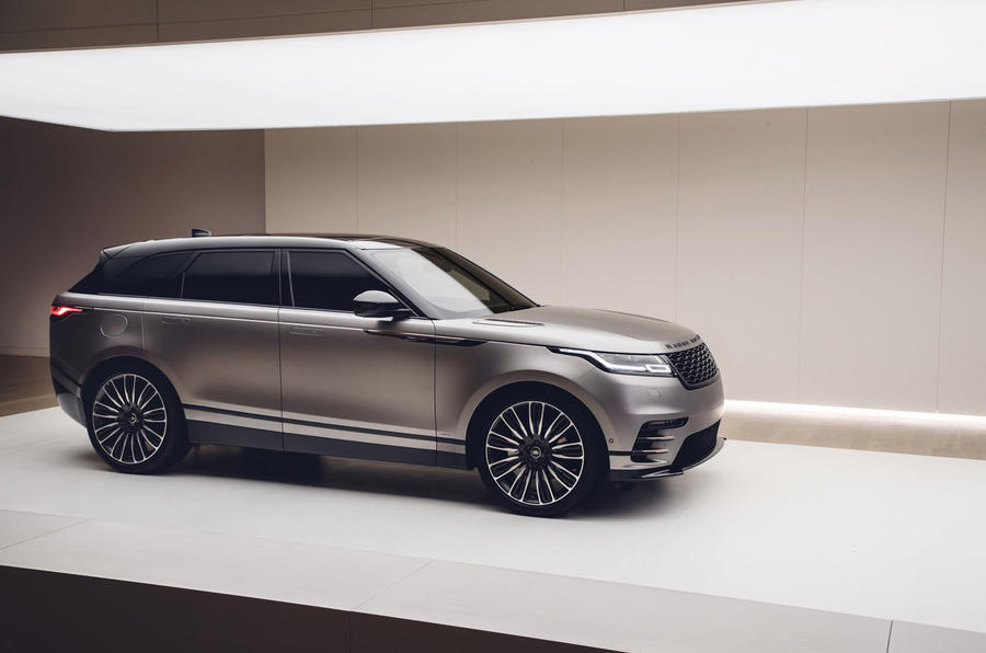 Land Rover design boss Gerry McGovern on what motivates him