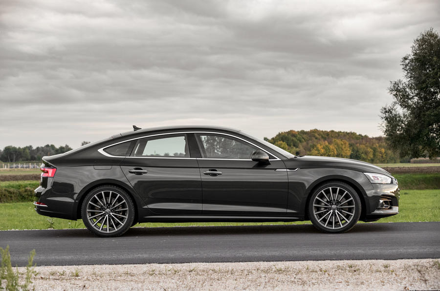 trend new audi a5 coupe 2016 review auto express audi a5 reviews audi ...