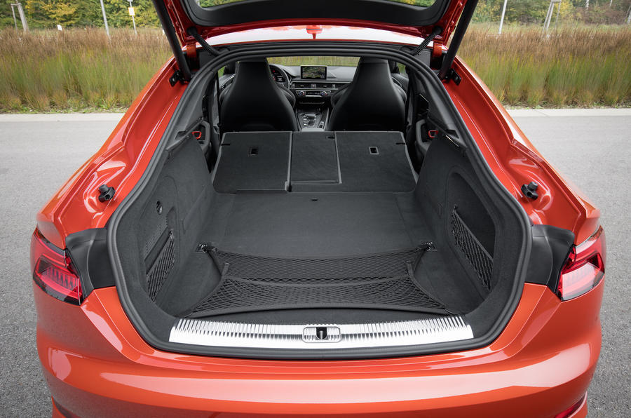 Image Result For Audi A Boot Space