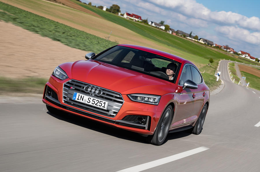 2017 audi s5 sportback review review autocar. Black Bedroom Furniture Sets. Home Design Ideas