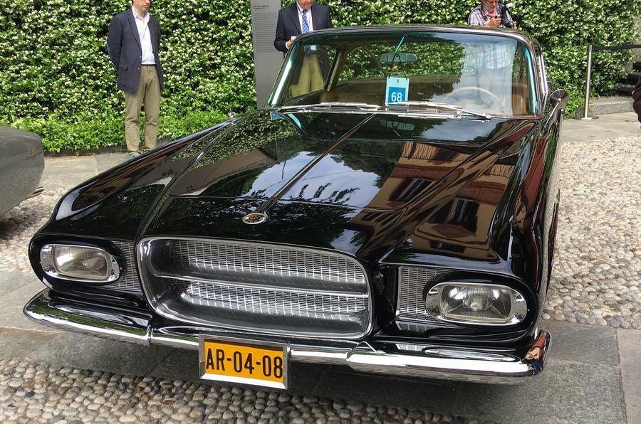 Dual-Ghia L 6.4 Villa D'Este 2017