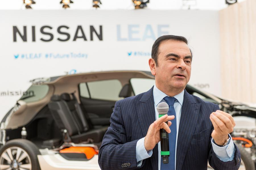 Carlos Ghosn cheap EV future