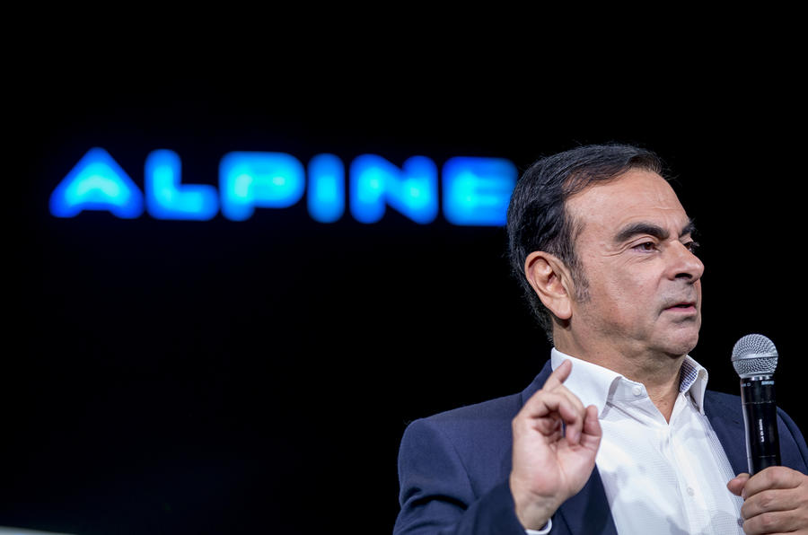 Carlos Ghosn remains Renault boss until 2022