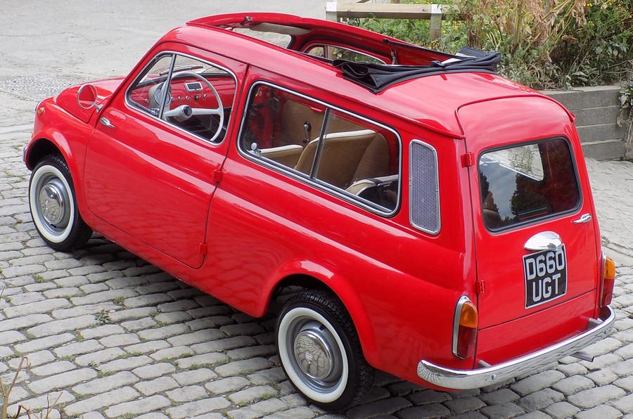Fiat 500 Giardiniera estate confirmed