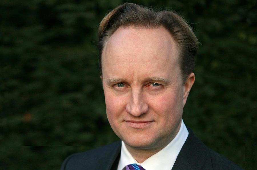 Rolls-Royce design boss Giles Taylor departs