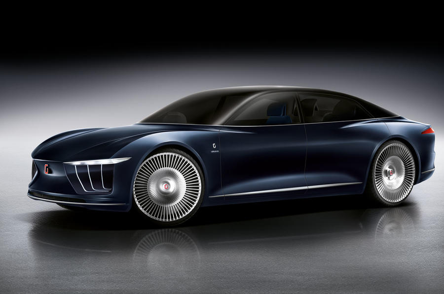 Italdesign Giugiaro GEA Concept Previews Autonomous Audi