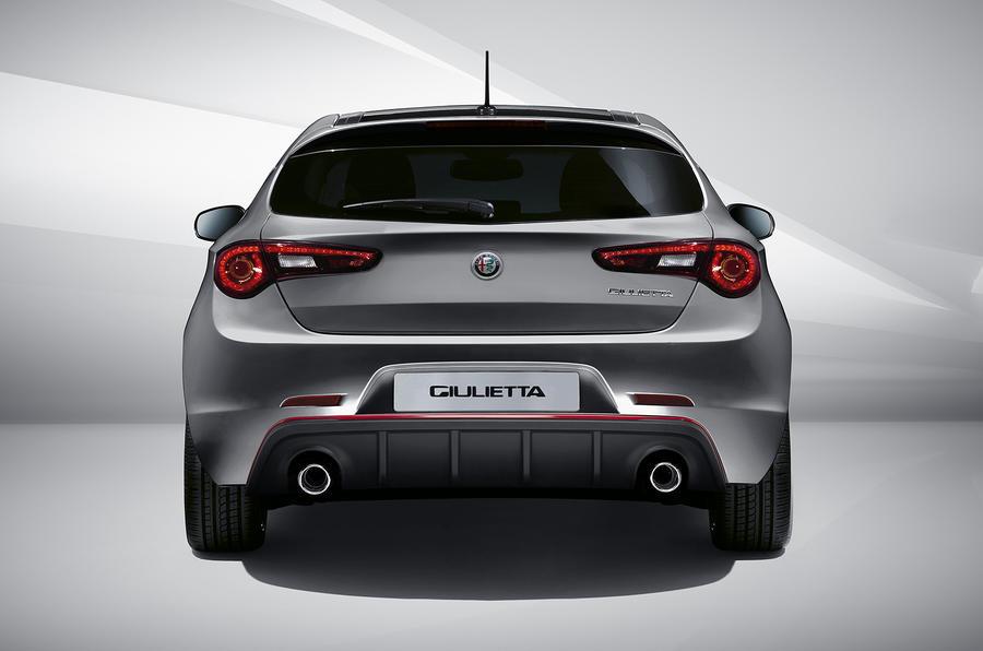 2016 alfa romeo giulietta revealed autocar. Black Bedroom Furniture Sets. Home Design Ideas