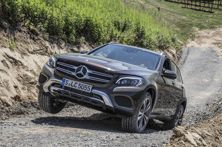 2015 mercedes benz glc 250 d review review autocar for Mercedes benz glc 250