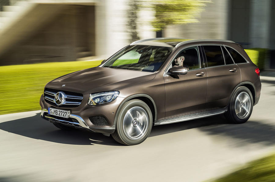 131mph Mercedes-Benz GLC 250 d