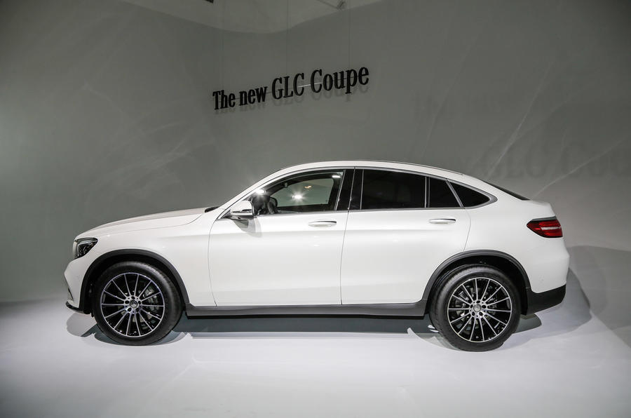 mercedes benz glc coup pricing and specs announced autocar. Black Bedroom Furniture Sets. Home Design Ideas
