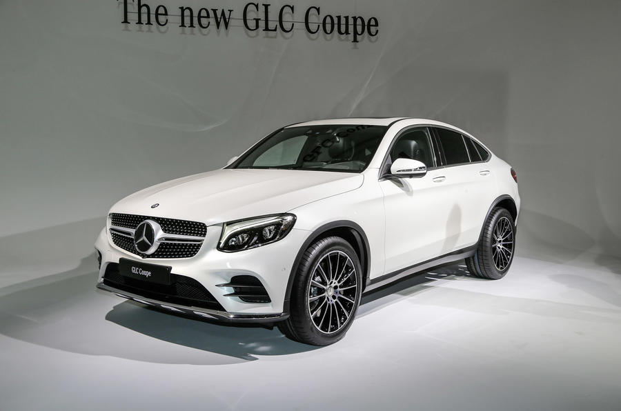 Mercedes Benz Glc Coup 233 Pricing And Specs Announced Autocar