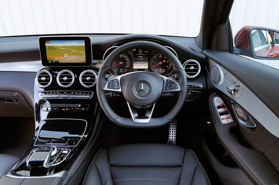 How Much Did A  Mercedes Benz Cost When New
