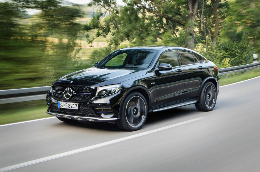 Glc 43 Amg >> Mercedes Amg Glc 43 Coupe Revealed Autocar
