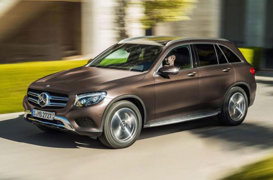 2015 mercedes benz glc revealed autocar for Mercedes benz target market