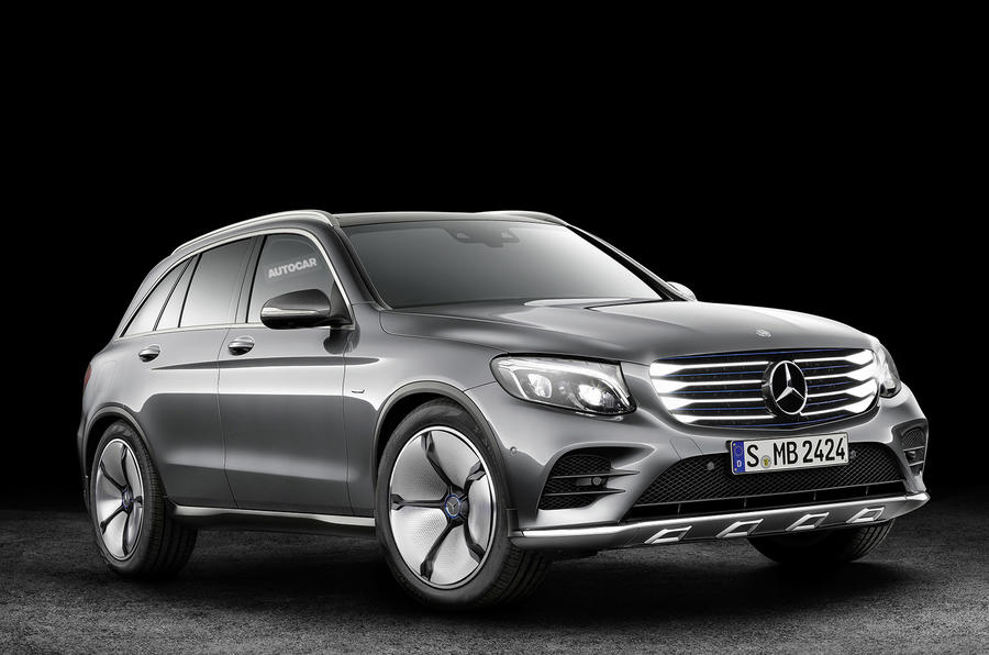 Mercedes benz glc to get hydrogen fuel cell power next for Mercedes benz fuel cell
