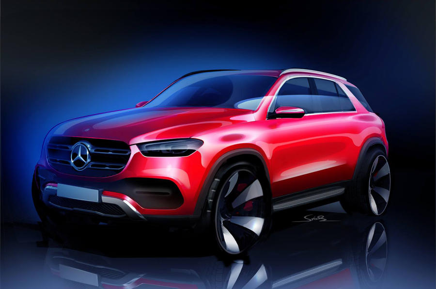 2018 mercedes benz gle and gle coupe preview released autocar. Black Bedroom Furniture Sets. Home Design Ideas