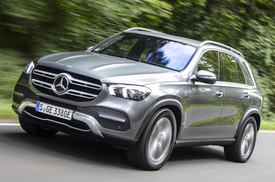 2020 Mercedes-Benz GLE 350de