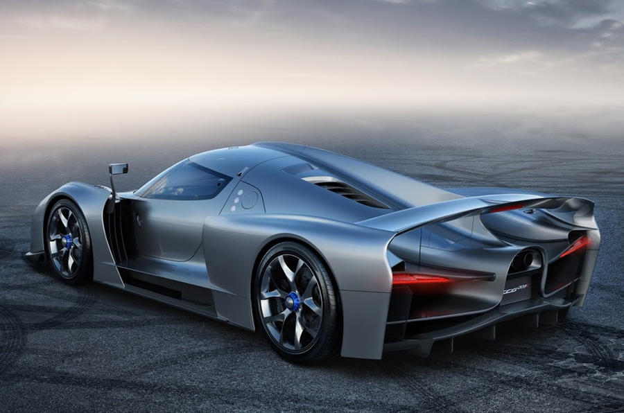 Scuderia Cameron Glickenhaus Scg003s Granted Us Production