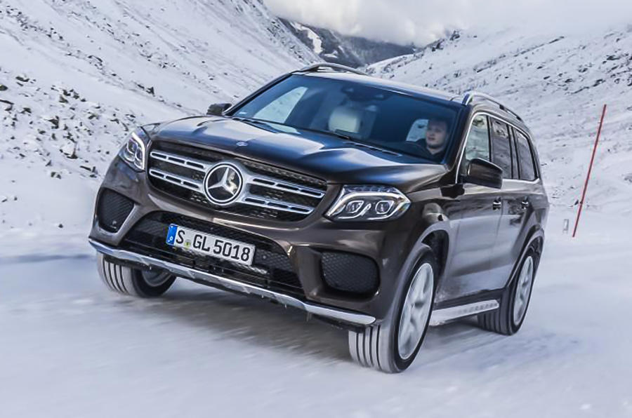 2016 Mercedes Benz Gls 350 D Review Autocar