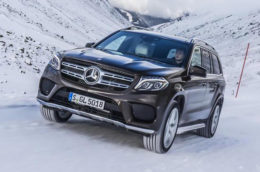 2016 mercedes benz gls 350 d review autocar for Mercedes benz gls 2016