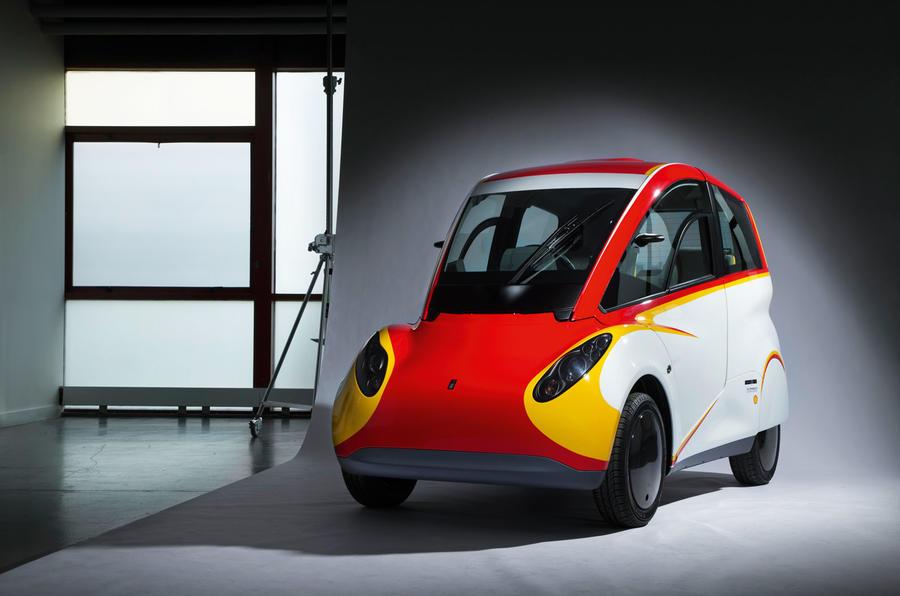 Shell Gordon Murray Design