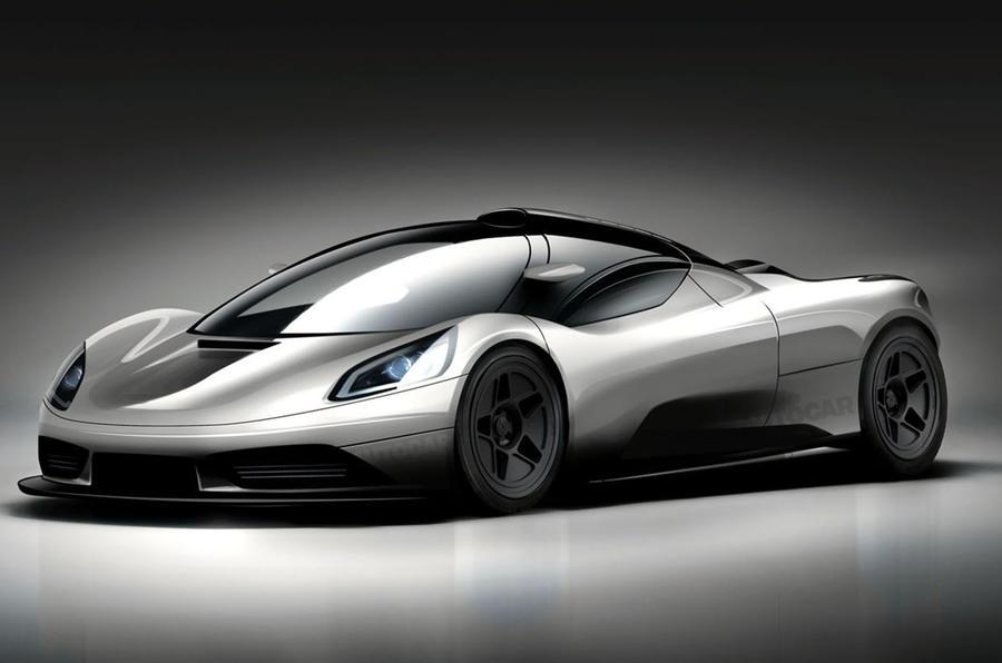 RaceFans Round-up: Gordon Murray reveals 'Fan Car'-inspired T.50